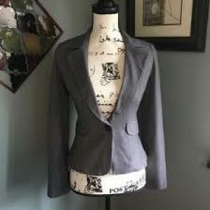 Grey Small Suit Jacket